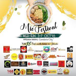 Festival Mie Gandaria City