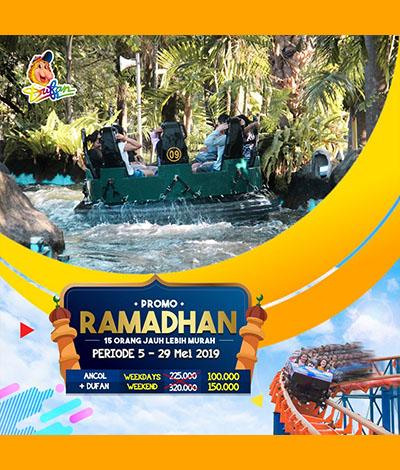 Promo Rombongan Dufan Mei 2019 Promo Ramadhan Super Hemat