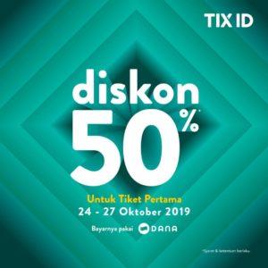 TIX ID Promo, jakartahotdeal.com