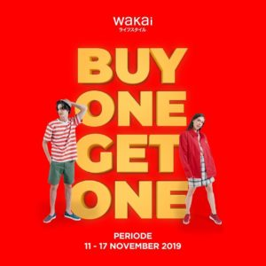 wakai buy 1 get 1, jakartahotdeal.com