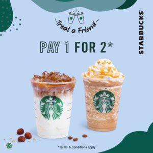 Promo Starbucks Maret, Jakartahotdeal.com