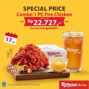 promo Richeese Factory, Jakartahotdeal.com