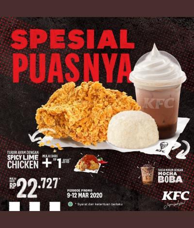 Promo KFC Maret, Jakartahotdeal.com