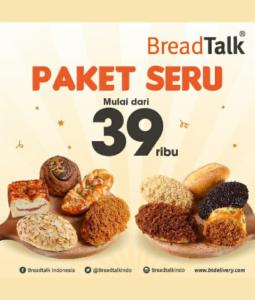 Promo BreadTalk, Jakartahotdeal.com