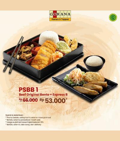 Promo Gokana Ramen Teppan, Jakartahotdeal.com