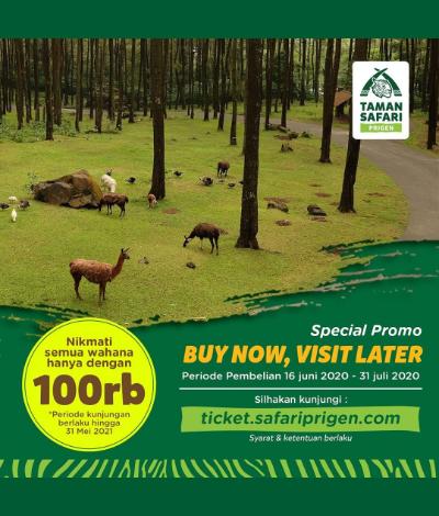 Promo Taman Safari, Jakartahotdeal.com
