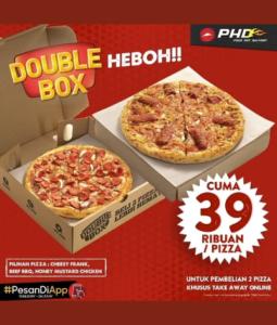 Promo PHD Double Box, Jakartahotdeal.com